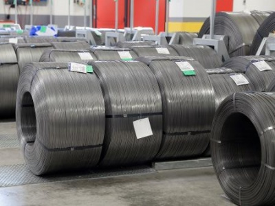 Stock of steel wire | BENERI