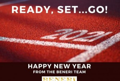 Happy new year from BENERI