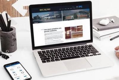 Il nuovo sito di BENERI è ora online: Immagine